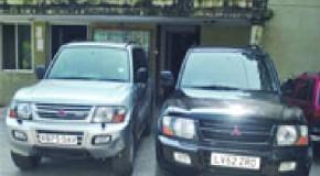 ঘুষ দিয়ে পাজারো প্রবেশ বাংলাদেশে: তিন লন্ডন প্রবাসী লাপাত্তা