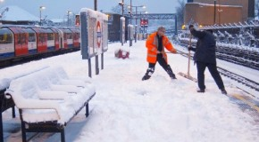 What are your rights if you can't get into work due to the snow?