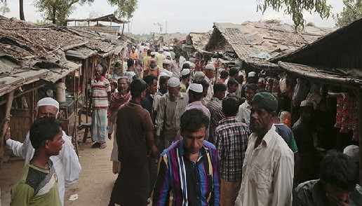 Facebook designates Arakan Rohingya Salvation Army dangerous organisation