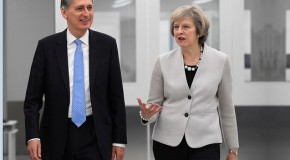 Philip Hammond causes storm with remarks about disabled workers