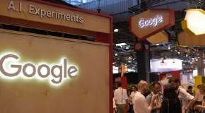 Google fined record 2.4bn euros by EU