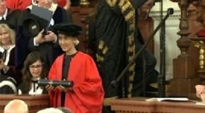 Aung San Suu Kyi loses Freedom of Oxford award