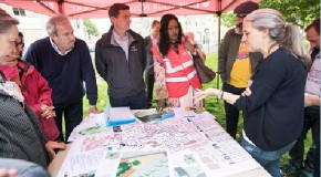 Walkabouts to give neighbourhoods a refresh
