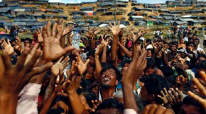 More Chinese relief for Rohingyas arrives