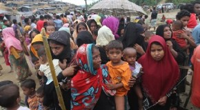 Turkey to build refugee camps for one lakh Rohingyas