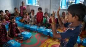 রোহিঙ্গা শিশুদের জন্য ১৩শ স্কুল স্থাপন করবে ইউনিসেফ