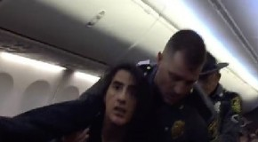 Woman dragged off Southwest Airlines plane says it was motivated by anti-Muslim bias