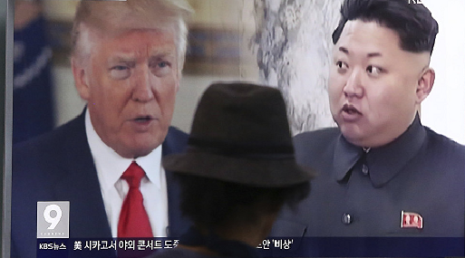 Joining United States in military action against North Korea a possibility: Downing Street says