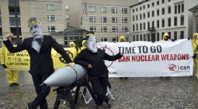 Anti nuclear campaign ICAN wins 2017 Nobel Peace Prize