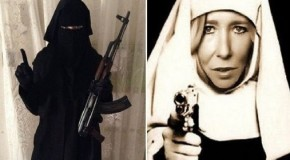 Britain's most wanted female terrorist white widow Sally Jones killed in US strike