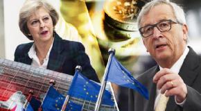 EU refuse discuss about Brexit until paid of divorce bill