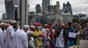 A huge hate crime recorded this year in UK