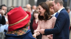 The Duchess of Cambridge made surprise appearance at a charity event