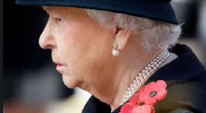 Queen to skip Cenotaph wreath laying