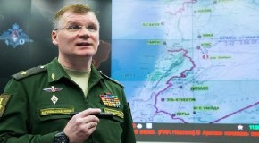Russia accused US of pretending to fight Islamic State in Syria and Iraq