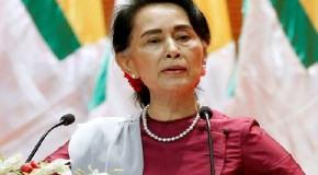 Suu Kyi stripped of Freedom of Oxford
