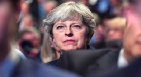 What the papers say about Theresa May's conference speech