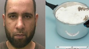 Zahid Hussain who Isis supporter jailed for life after trying to make fairy lights bomb in Birmingham