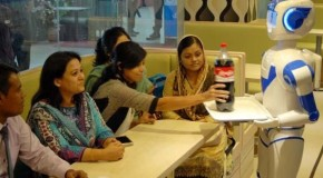 Bangladesh's first robot restaurant launched