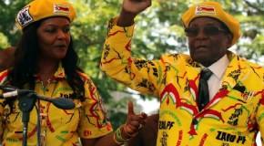 Zimbabwe set to take power in bloodless coup against Robert Mugabe