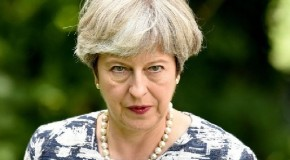 Islamist suicide plot to assassinate May foiled