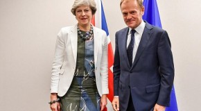 UK must follow new EU rules during Brexit transition period