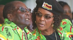 After the coup, Zimbabwe under the control by the Army: President Robert Mugabe called on the danger due to first lady