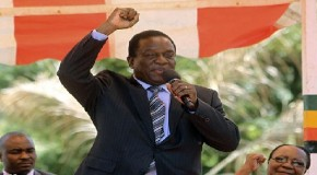 Zimbabwe's Mnangagwa to be sworn in as president on Friday