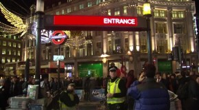 Two men interviewed as Oxford Circus terror scare investigation continues