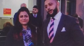 Cllr Sharia Khatun and businessman £2m Abdus Shukur bribe scandal to build Canary Wharf's longest Skyscraper Tower