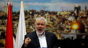 Hamas calls for uprising as Palestinians protest Trump's Jerusalem stance
