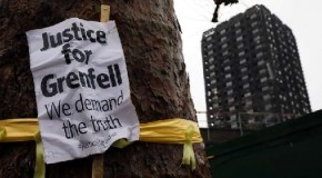 London holds memorial for Grenfell fire victims