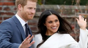Meghan Markle begins royal induction with Nottingham walkabout
