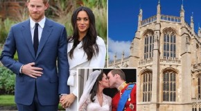 Prince Harry and Meghan Markle wedding date revealed