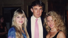 Trump caught to lying: footage shows some accusers after trump claimed never met women